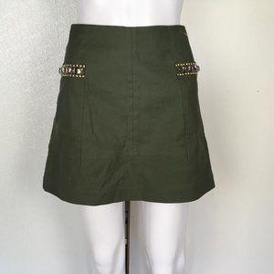 Ramy Brook Women Skirts Olive Color Sz xs g25